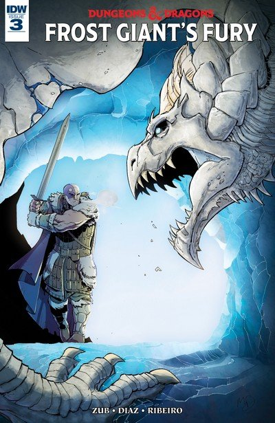 Dungeons & Dragons – Frost Giant's Fury #3 (2017)