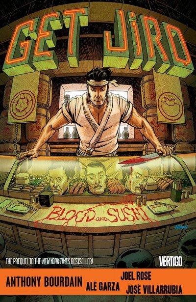 Get Jiro! – Blood & Sushi (2015)