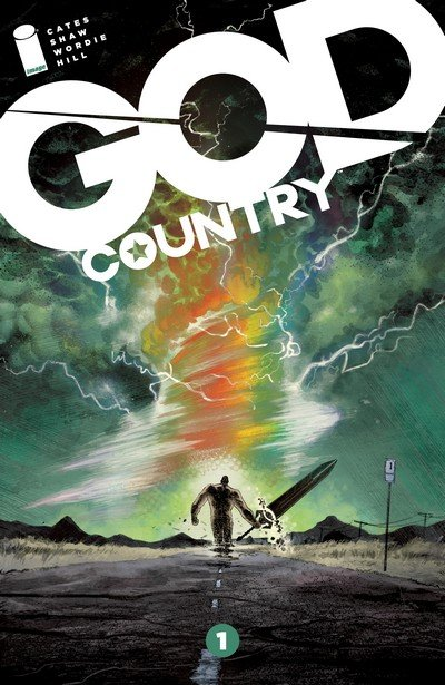 God Country #1 – 6 (2017)
