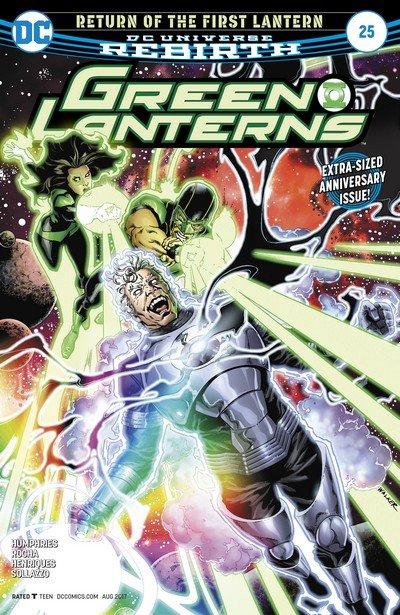 Green Lanterns #25 (2017)