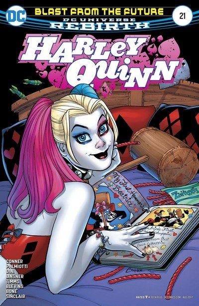 Harley Quinn #21 (2017)