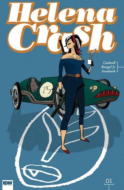 Helena Crash #1 – 4 (2017)