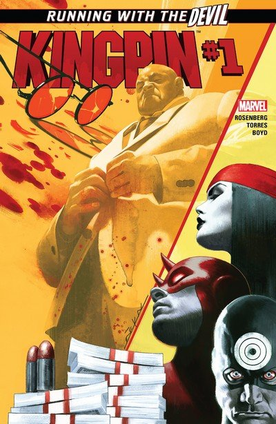 Kingpin #1 – 5 (2017)