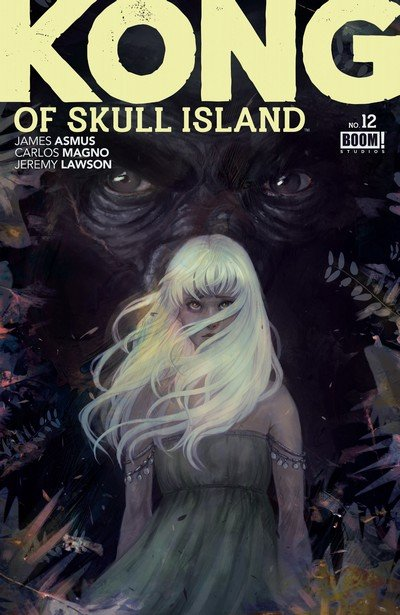 Kong Of Skull Island #12 (2017)