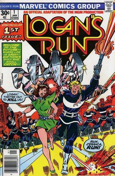 Logan's Run (Collection) (1977-2011)