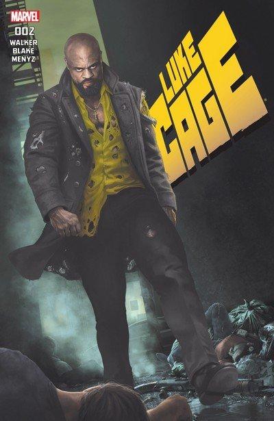Luke Cage #2 (2017)
