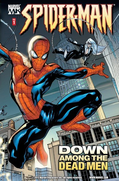 Marvel Knights Spider-Man Vol. 1 – 4 (TPB) (2004-2006)