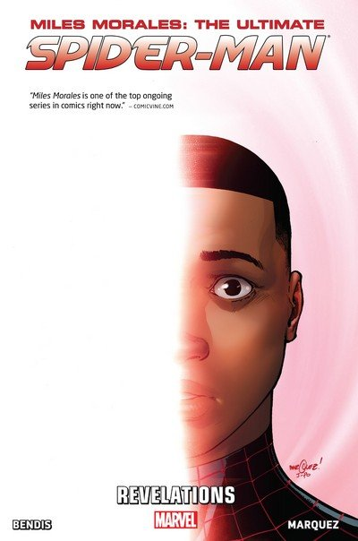 Miles Morales – Ultimate Spider-Man Vol. 2 – Revelations (2015)