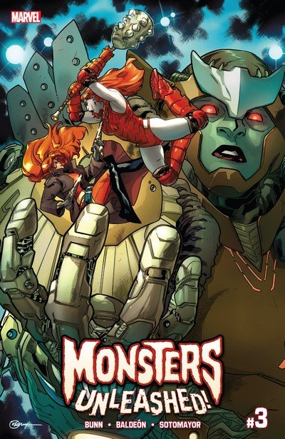 Monsters Unleashed Vol. 2 #3 (2017)