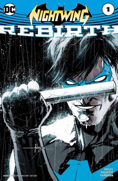 Nightwing – Rebirth #1 + #1 – 70 + Annuals (2016-2020)