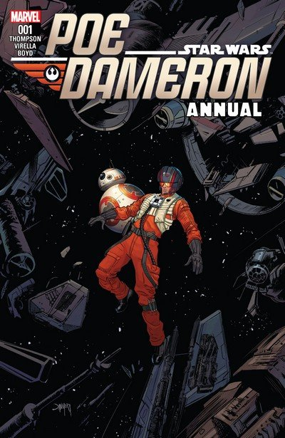 Poe Dameron – Annual #1 (2017)
