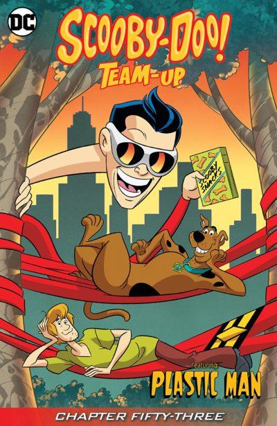 Scooby-Doo Team-Up #53 (2017)