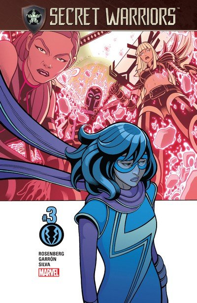 Secret Warriors #3 (2017)