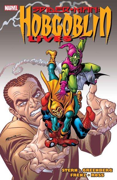 Spider-Man – Hobgoblin Lives #1 – 3 + TPB (1997+2011)