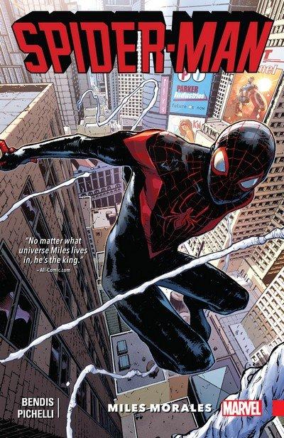 Spider-Man – Miles Morales Vol. 1 (TPB) (2016)