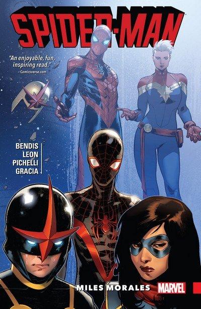 Spider-Man – Miles Morales Vol. 2 (TPB) (2017)