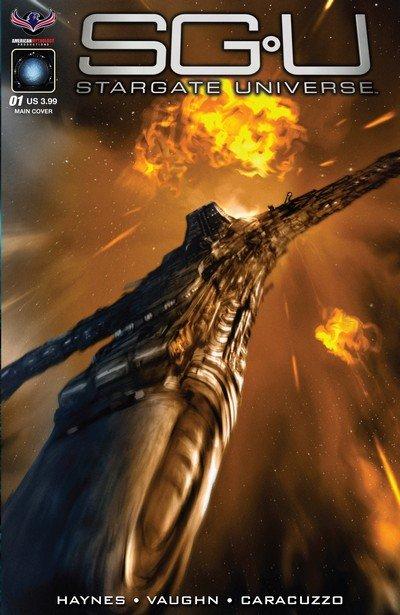 Stargate Universe #1 (2017)