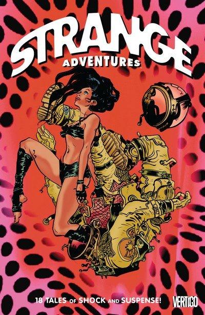 Strange Adventures (TPB) (2014)