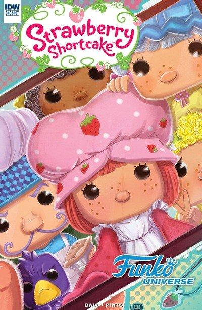 Strawberry Shortcake Funko Universe (2017)