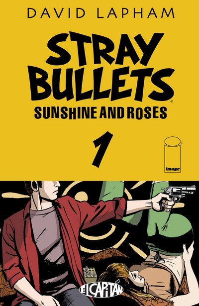Stray Bullets – Sunshine & Roses #1 – 24 (2015-2017)
