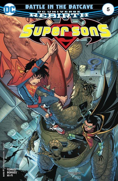 Super Sons #5 (2017)