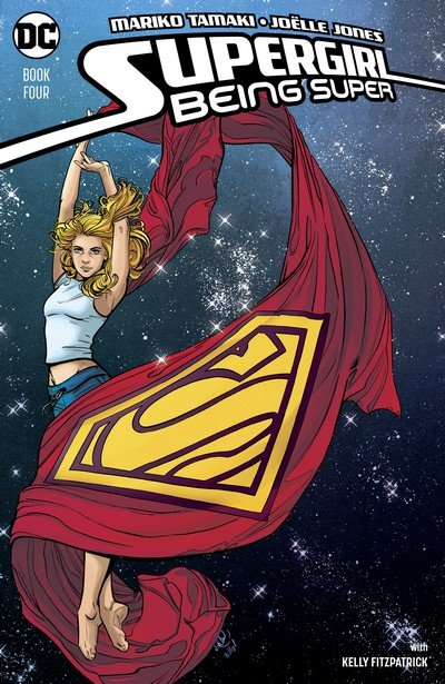 Supergirl – Being Super #4 (2017)