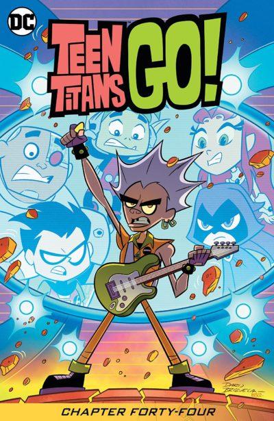 Teen Titans Go! #44 (2017)