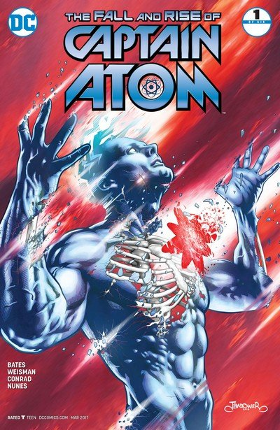 The Fall and Rise of Captain Atom #1 – 6 (2017)