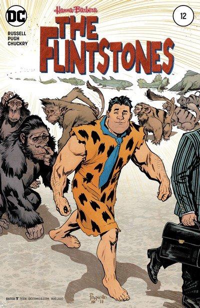 The Flintstones #12 (2017)
