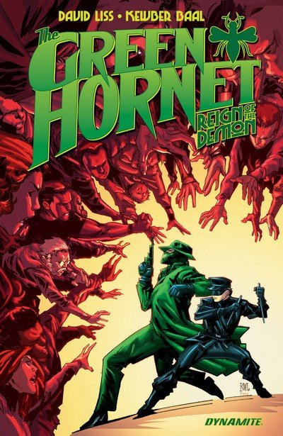The Green Hornet – Reign of the Demon (TPB) (2017)