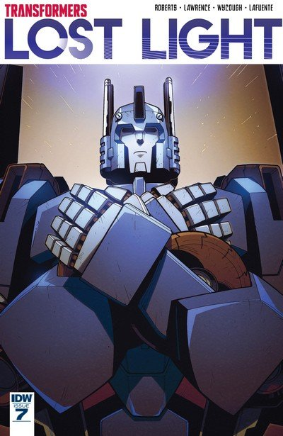 The Transformers – Lost Light #7 (2017)