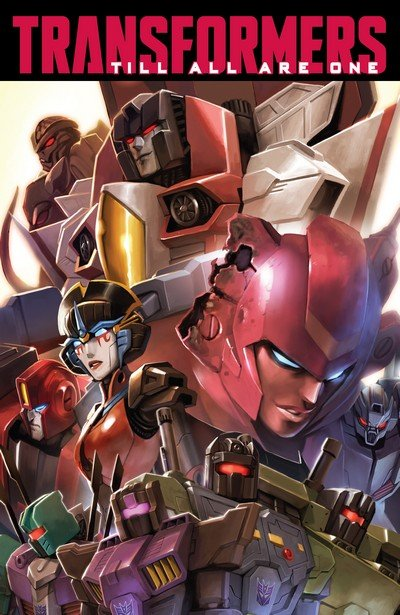 The Transformers – Till All Are One Vol. 1 (TPB) (2016)