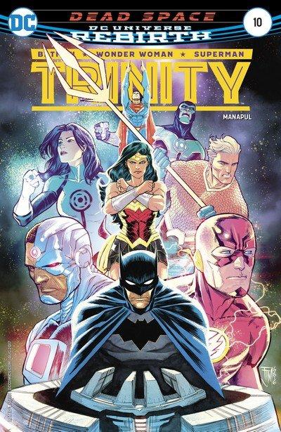 Trinity #10 (2017)