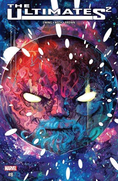 Ultimates 2 #8 (2017)