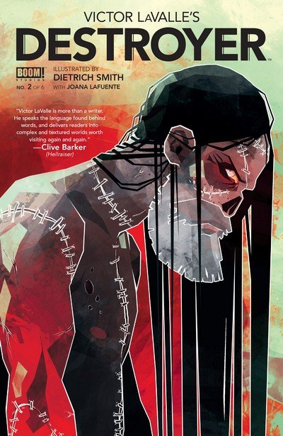 Victor LaValle's Destroyer #2 (2017)
