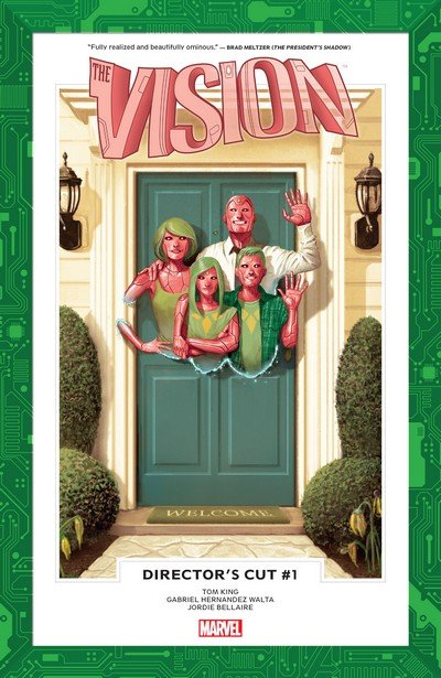 Vision – Director's Cut #1 (2017)