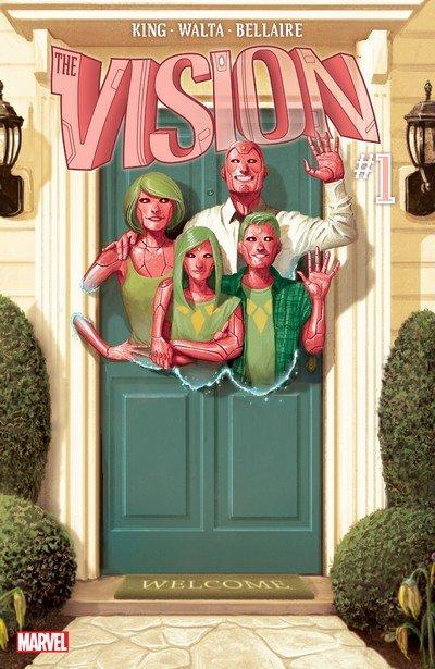 Vision Vol. 2 #1 – 12 (2016)