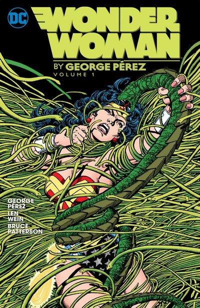 Wonder Woman By George Perez Vol. 1 (2016)