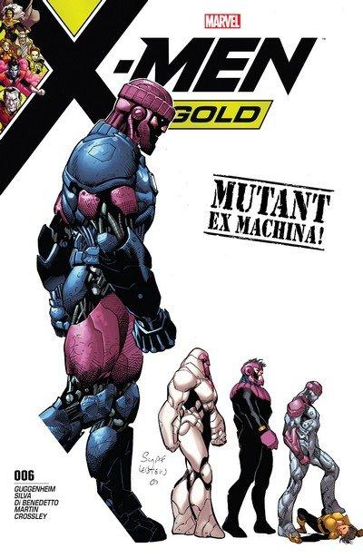 X-Men Gold #6 (2017)