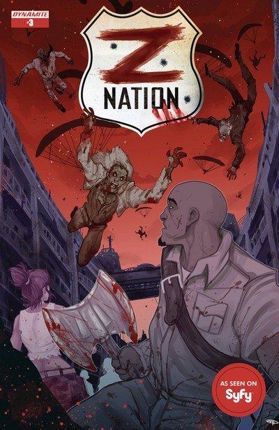 Z Nation #3 (2017)