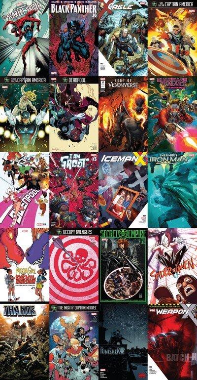 2017.07.26 Marvel Week+