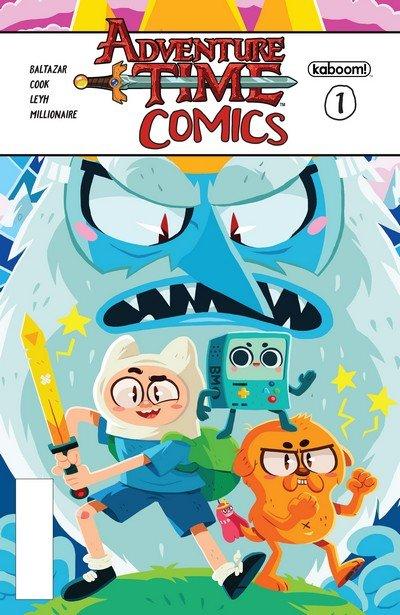 Adventure Time Comics #1 – 11 (2016-2017)