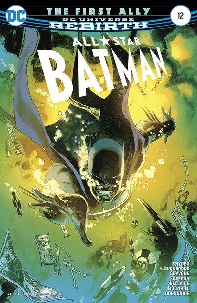 All Star Batman #12 (2017)