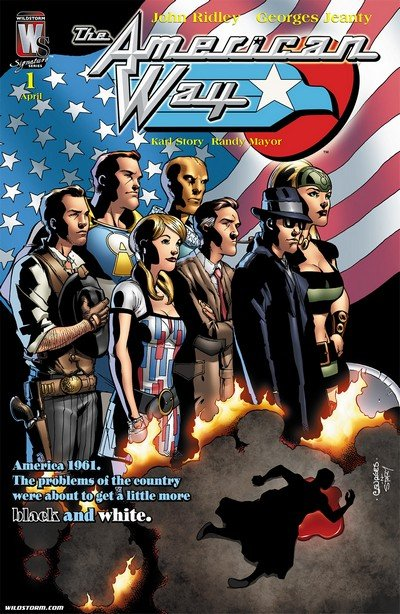 American Way #1 – 8 (2006)