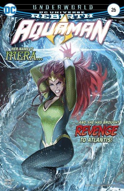 Aquaman #26 (2017)