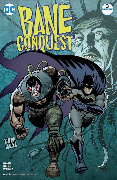 Bane – Conquest #3 (2017)
