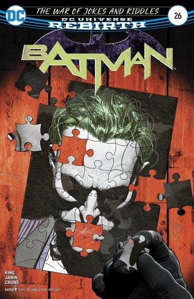 Batman #26 (2017)