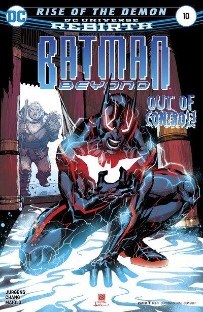 Batman Beyond #10 (2017)