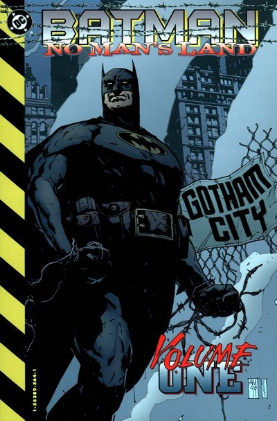 Batman – No Man's Land – Vol. 1 – 5 (TPB) (1999)