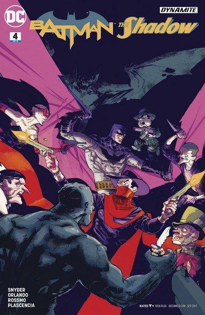Batman – Shadow #4 (2017)